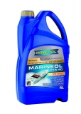 RAVENOL MARINEOIL PETROL 25W-40 synthetic 4 L