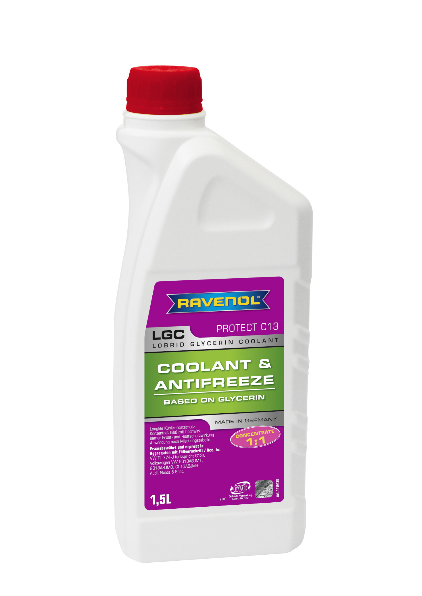 RAVENOL LGC - Protect C13 Concentrate 1,5L