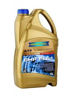 RAVENOL ATF 6 HP Fluid             4 L