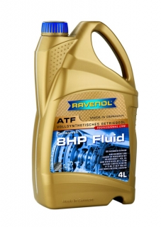 RAVENOL ATF 8 HP Fluid       4 L